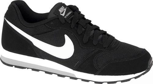 Nike Buty damskie Md Runner 2 Gs czarne r. 36 (807316-001)