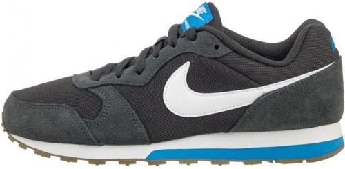 Nike Buty damskie Md Runner Gs szare r. 37.5 (807316-007)