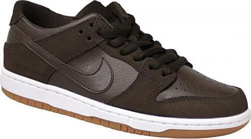Nike Buty męskie Dunk Low Pro IW brązowe r. 40 (819674-221)