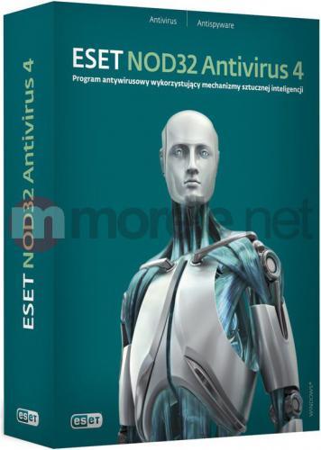ESET Endpoint Antivirus Client 5 stanowisk 12 miesięcy BOX (EEA C 5U1Y B)