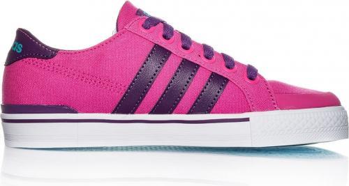 Adidas Buty damskie Clementes K  różowe r. 38 2/3 (F99281)