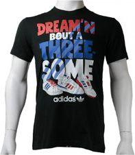 Adidas Koszulka męska G Tee czarna r. S (X34444)