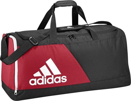 ebb9296a3c2bf Adidas Torba sportowa Tiro Logo TB L czarno-czerwona 67L (Z09827)
