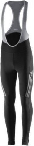Adidas Spodnie rowerowe męskie Supernova Cycling Bib Tights czarne r. XS (Z11074)