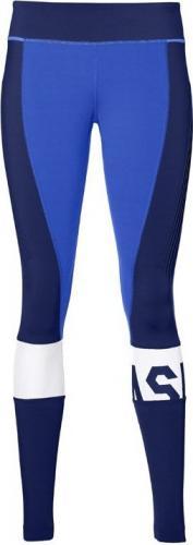 Asics Legginsy damskie Color Block Tight niebieskie r. M (146422-8091)