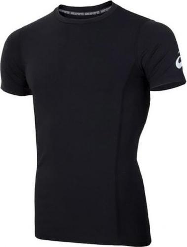 Asics Koszulka męska Base Top T-shirt czarna r. XXL (141104-0904)