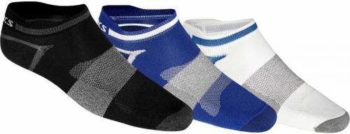 Asics Skarpety Lyte Sock 3pack wielokolorowe r. 43-46 (123458-0844)