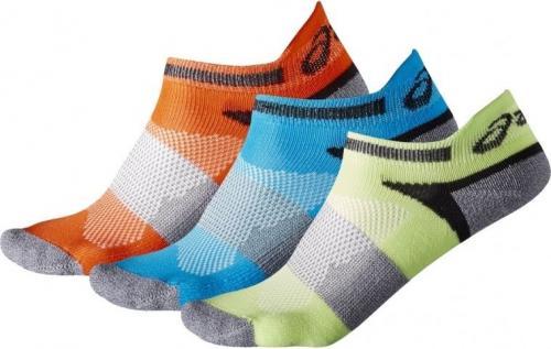 Asics Skarpety dziecięce 3PPK Lyte Youth Socks wielokolorowe r. 23-26 (132098-0823)