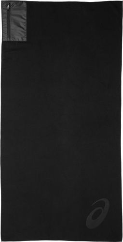 Asics Asics Training Towel 132080-0904  czarne One size