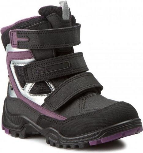 Ecco Buty dziecięce Xpedition Kids czarne r. 35 (70464259461)