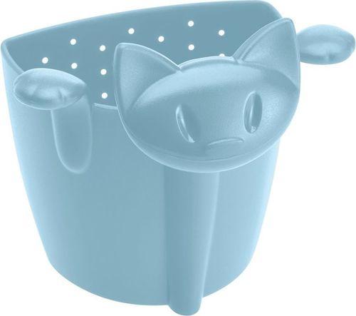 Koziol Zaparzaczka do herbaty Koziol MIAOU kotek pastelowy błękit (KZ-3236639)