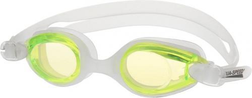 Aqua-Speed Okuary pływackie Ariadna zielone