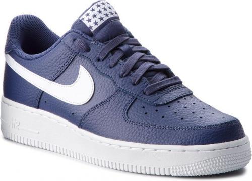 Nike Buty męskie Air Force 1 07 fioletowe r. 45 1/2 (AA4083-401)