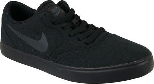 Nike Nike SB Check Cnvs Gs. 905373-001  czarne 36,5