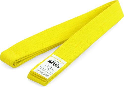 Profight Pas Do Karate Żółty 260cm
