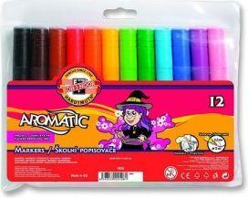 Koh-I-Noor Flamastry zapachowe 12 kolorów