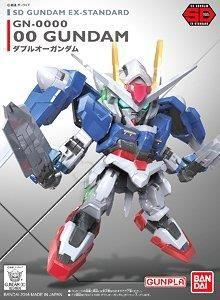 SD Gundam BANDAI EX-Standard OO