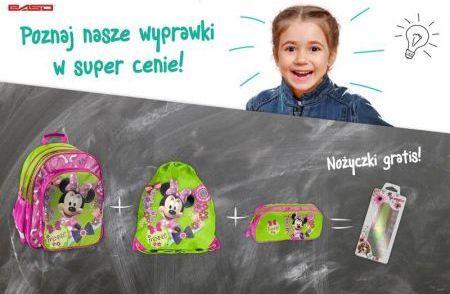 PASO Wyprawka szkolna DNT-090 Minnie