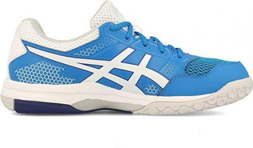 Asics Buty męskie Gel-Rocket 8 Race Blue/White r. 43,5 (B706Y-401)