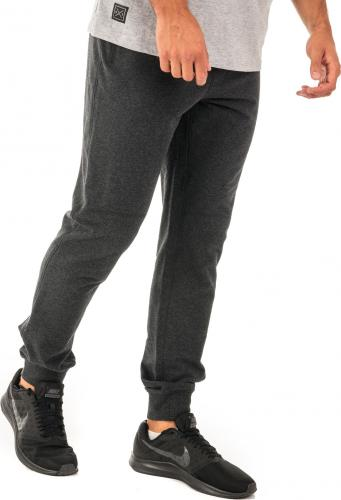 4f Spodnie męskie H4Z18-SPMD002 szare r. L