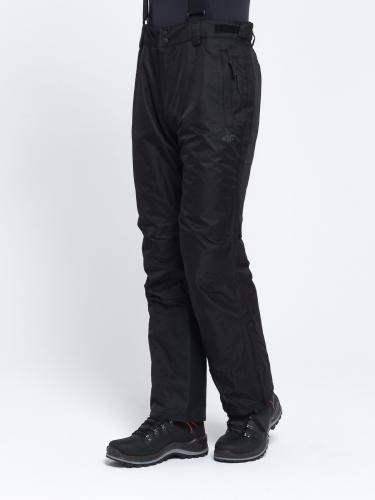 4f Spodnie męskie H4Z18-SPMN001 czarne r. XL