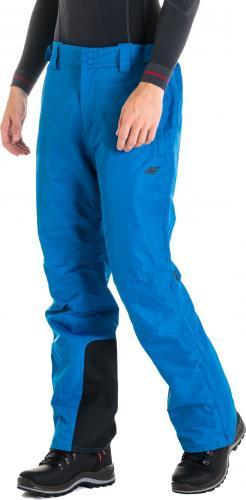 4f Spodnie męskie H4Z18-SPMN001 niebieskie r. XXL