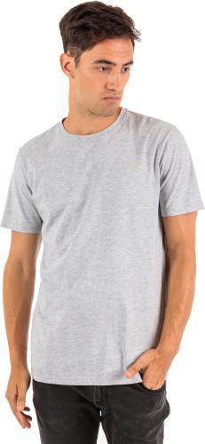 4f Koszulka męska H4Z18-TSM001 szara r. M