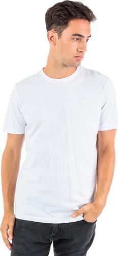 4f Koszulka męska H4Z18-TSM001 biała r. XXL