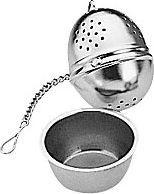 Tescoma  Zaparzacz do herbaty z miseczką PRESTO