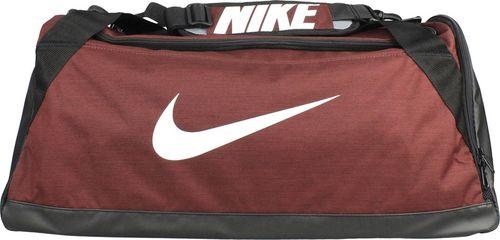 d77ec28c00ba3 Nike Torba sportowa Brasilia Tr Duffel Bag M bordowa One size (BA5334-622)
