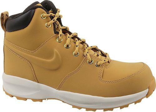 Nike ButyManoa Lth Gs AJ1280-700  żółte 35,5