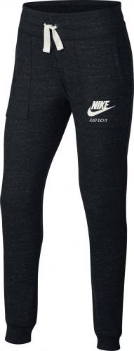 Nike Spodnie dziecięce Sportswear Vintage Pants czarne r. S (890279-010)