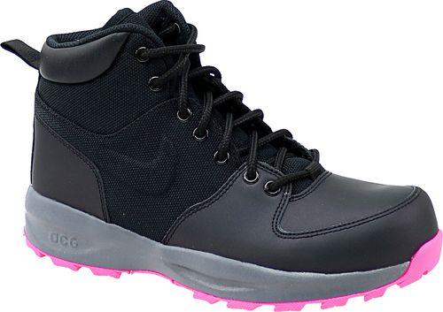 1b9042bd0a Nike Buty dziewczęce Manoa Lth GS czarne r. 36 (859412-006)