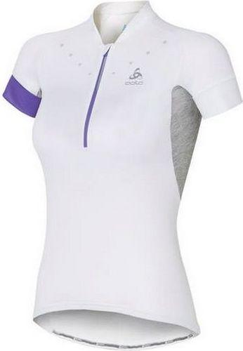 Odlo Koszulka damska Isola biała r. XXL (410911-10000)