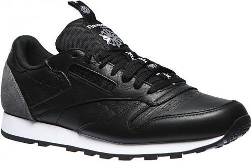 Reebok Buty męskie Classic Leather IT czarne r. 44 (BS6210)