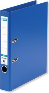 Segregator Elba Pro+ dźwigniowy A4 50mm niebieski (HAME0629)