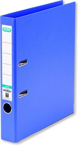 Segregator Elba Pro+ dźwigniowy A4 50mm jasnoniebieski (HAME0627)