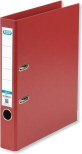Segregator Elba Pro+ dźwigniowy A4 50mm czerwony (HAME0632)