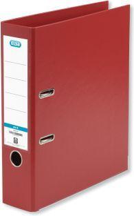 Segregator Elba Pro+ dźwigniowy A4 80mm czerwony (HAME0560)