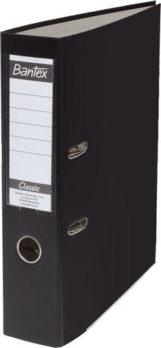 Segregator Elba Budget dźwigniowy A4 75mm czarny (HAME0537)