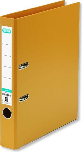 Segregator Elba Pro+ dźwigniowy A4 50mm pomarańczowy (HAME0630)