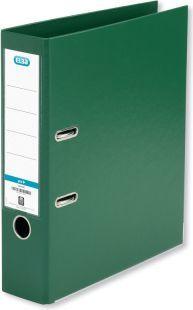 Segregator Elba Pro+ dźwigniowy A4 80mm zielony (HAME0554)