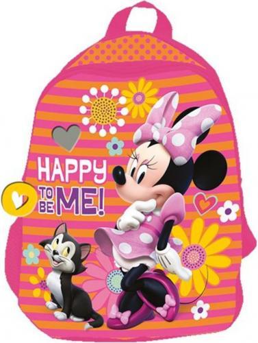 Beniamin Plecak mały Minnie Mouse różowy (BENI2474)