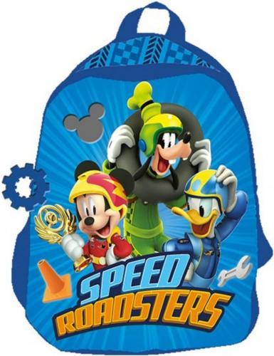 Beniamin Plecak mały Mickey Mouse niebieski (BENI2514)