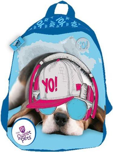Beniamin Plecak mały The Sweet Pets - pies