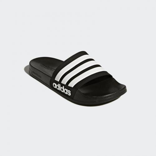 Adidas Klapki męskie Adilette Shower czarne r. 39 (AQ1701)