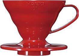 Hario Dripper VD-01R (czerwony)