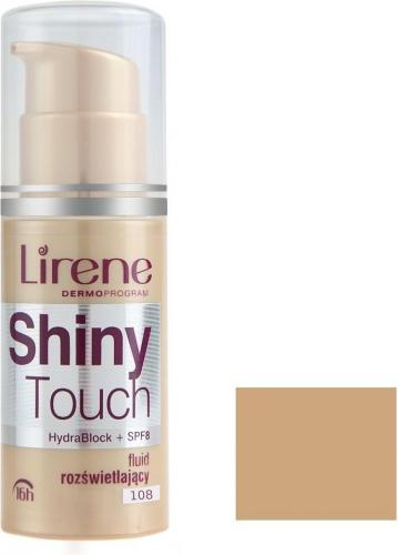 Lirene Shiny Touch Nr 108 Toffee 30 ml