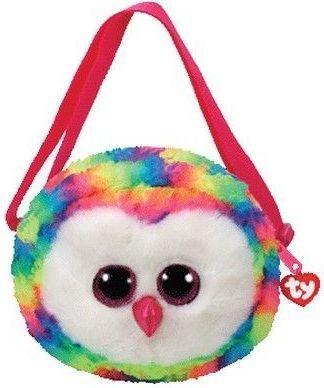 TY Ty Gear torba na ramię OWEN - kolorowa sowa