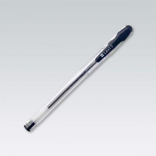 TADEO TRADING Długopis Flexi Czarny 0,7 Opakowanie 10 Sztuk